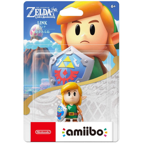 Link Amiibo - The Legend of Zelda: Link's Awakening Series [Nintendo Accessory]