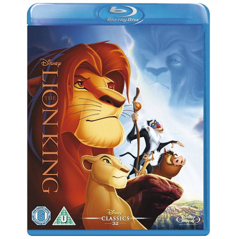 Disney's The Lion King [Blu-Ray]