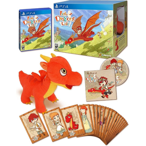 Little Dragons Cafe - Limited Edition [PlayStation 4]