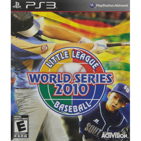 Little League World Series Baseball 2010 [PlayStation 3]