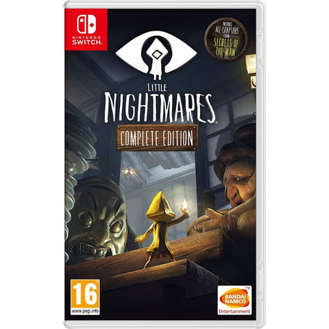 Little Nightmares - Complete Edition [Nintendo Switch]