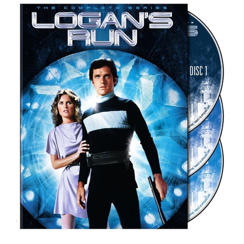 Logan's Run - The Complete Series [DVD Box Set]