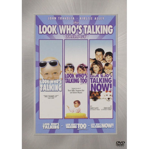Looks Who's Talking Trilogy [DVD Box Set]