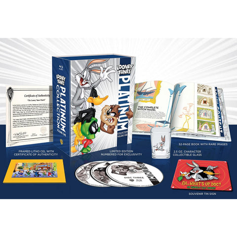 Looney Tunes: Platinum Collection: Volume One - Limited Edition [Blu-Ray Box Set]