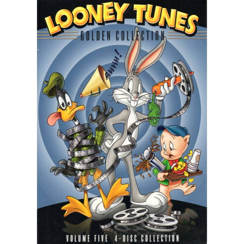Looney Tunes Golden Collection: Volume Five [DVD Box Set]
