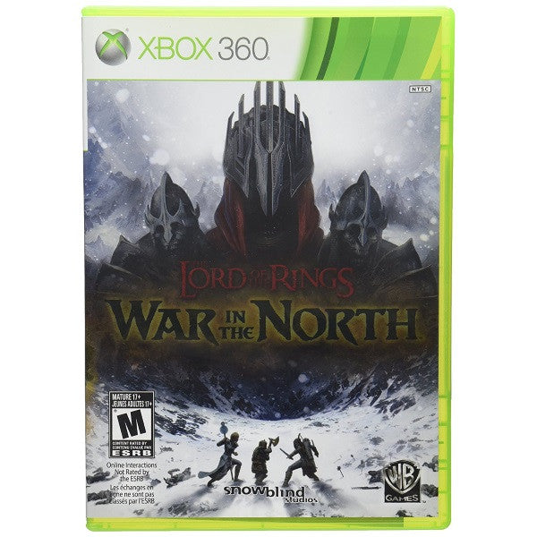 The Lord of the Rings: War in the North [Xbox 360]