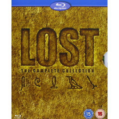 Lost: The Complete Collection - Seasons 1-6 [Blu-Ray Box Set]