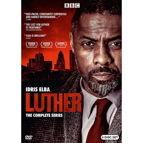 Luther: The Complete Series - Seasons 1-5 [DVD Box Set]