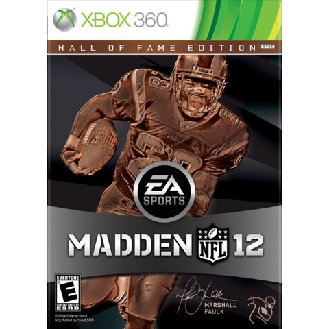 Madden NFL 12 - Hall of Fame Edition [Xbox 360]