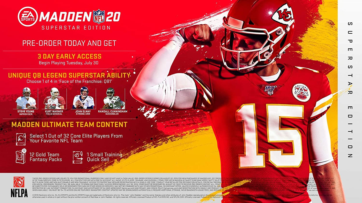 Madden NFL 20 - Superstar Edition [Xbox One]