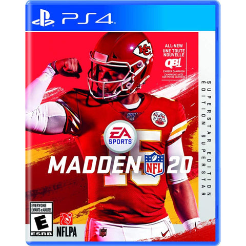 Madden NFL 20 - Superstar Edition [PlayStation 4]