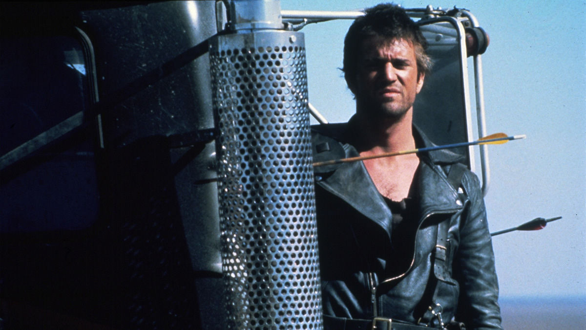 Mad Max 2: The Road Warrior [Blu-ray]