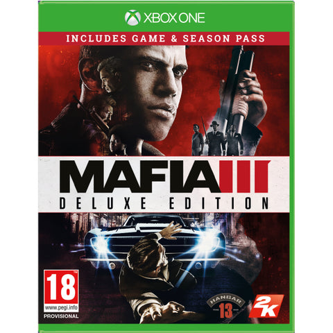 Mafia III - Deluxe Edition [Xbox One]