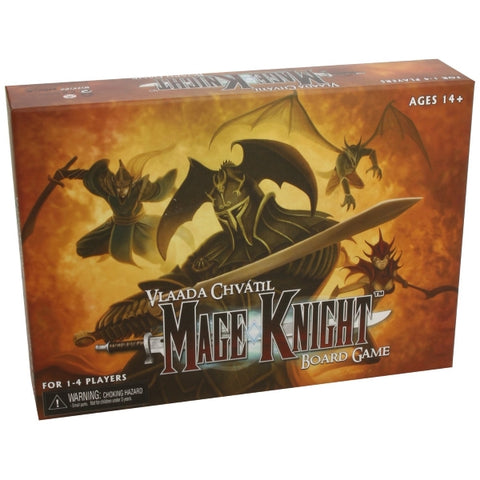 Mage Knight Board Game [Board Game, 1-4 Players]