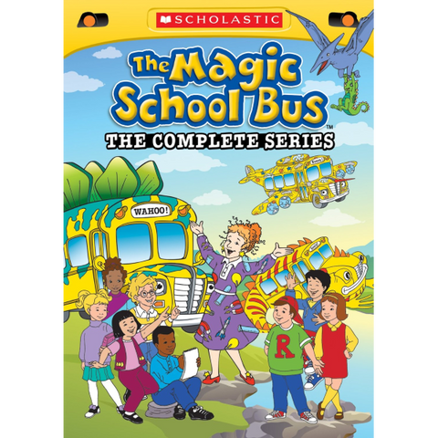 The Magic School Bus: The Complete Series [DVD Box Set]