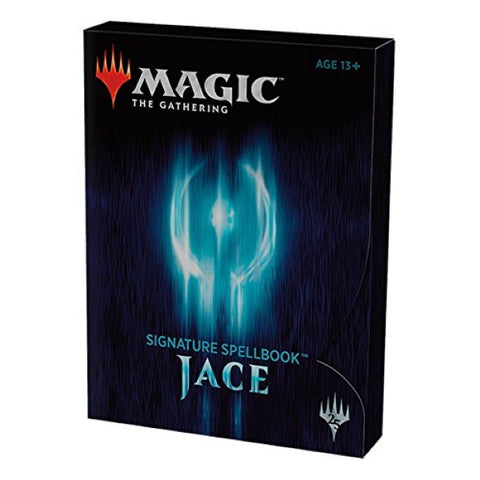 Magic: The Gathering TCG - Signature Spellbook: Jace [Card Game, 2 Players]