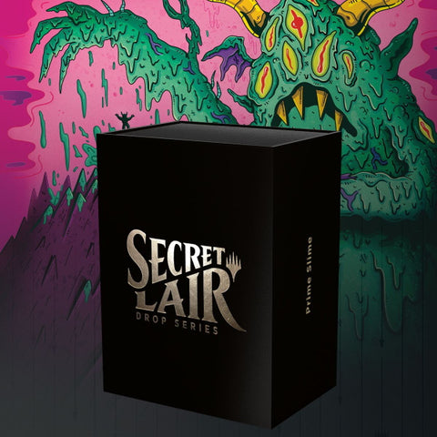 Magic: The Gathering TCG - Secret Lair Drop Series - Prime Slime [Card Game, 2 Players]
