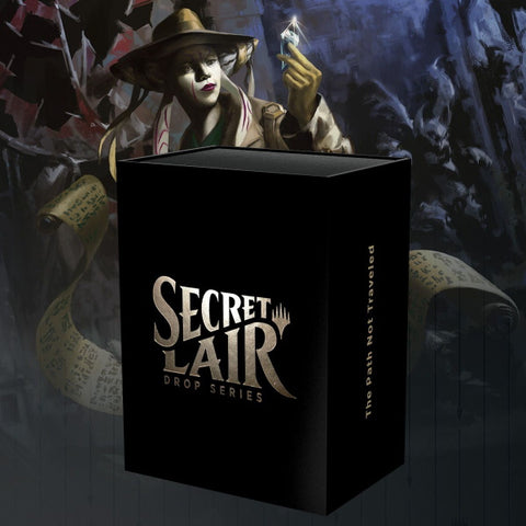 Magic: The Gathering TCG - Secret Lair Drop Series - The Path Not Traveled [Card Game, 2 Players]