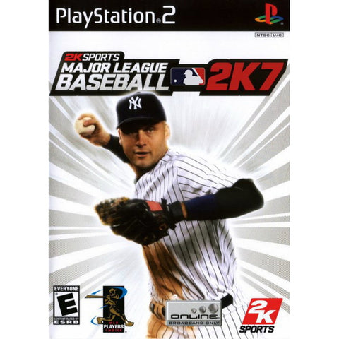 Major League Baseball 2K7 [PlayStation 2]