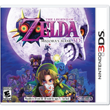 The Legend Of Zelda: Majora's Mask 3D [Nintendo 3DS]