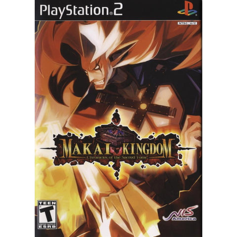 Makai Kingdom: Chronicles of the Sacred Tome [PlayStation 2]