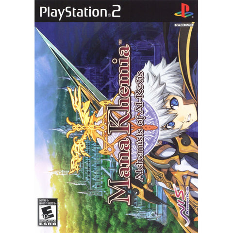 Mana Khemia: Alchemists of Al-Revis [PlayStation 2]