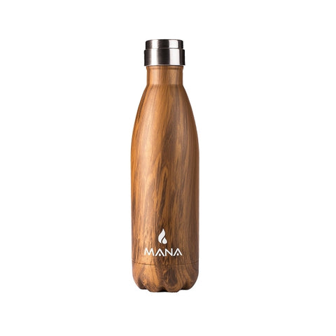 MANA Stainless Steel Hot/Cold Beverage Container - Dryad Wood [Sports & Outdoors]