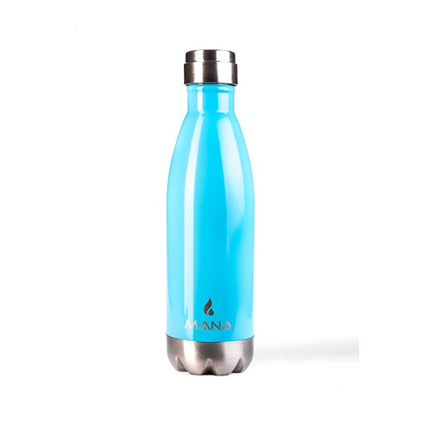 MANA Stainless Steel Hot/Cold Beverage Container - Mermaid Blue [Sports & Outdoors]