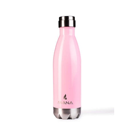 MANA Stainless Steel Hot/Cold Beverage Container - Pixie Pink [Sports & Outdoors]