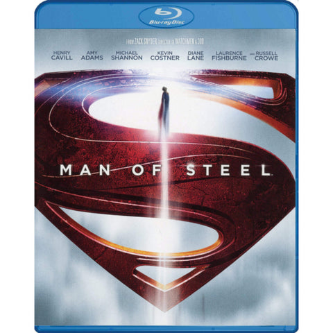 Man of Steel [Blu-ray + DVD]