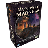 Mansions of Madness 2nd Edition: Recurring Nightmares [Figure & Tile Collection, 1-5 Players]