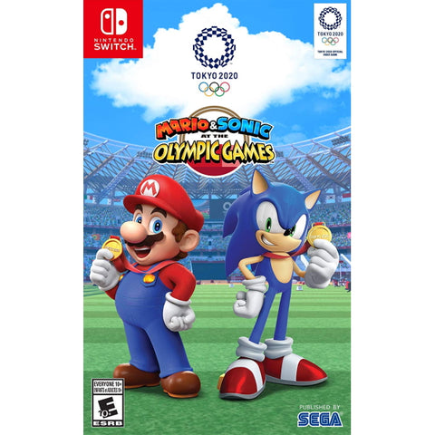 Mario & Sonic at the Olympic Games: Tokyo 2020 [Nintendo Switch]