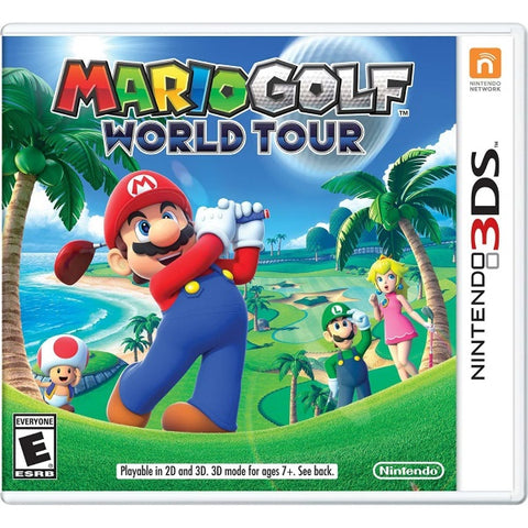 Mario Golf: World Tour [Nintendo 3DS]