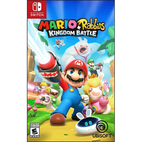 Mario + Rabbids: Kingdom Battle [Nintendo Switch]