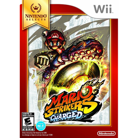 Mario Strikers Charged [Nintendo Wii]