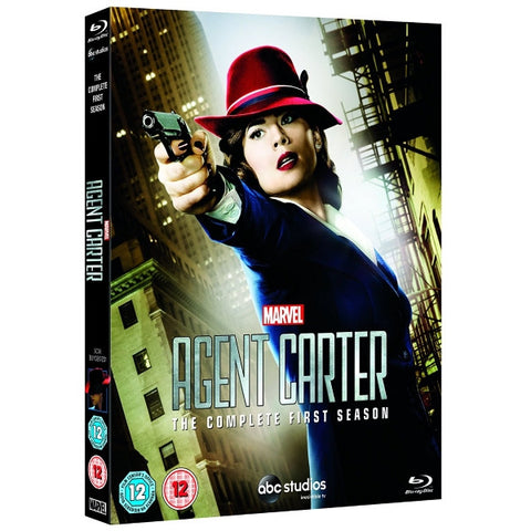 Marvel's Agent Carter: The Complete First Season [Blu-Ray Box Set]