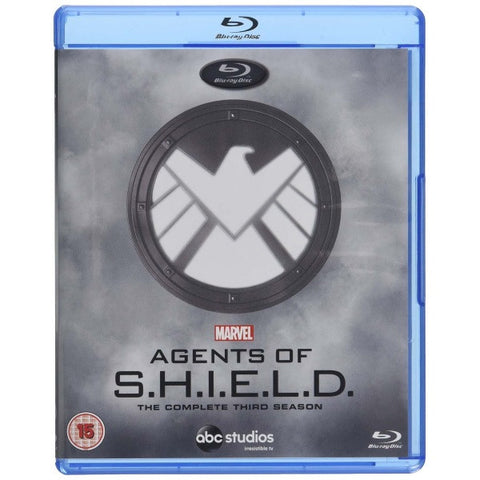 Marvel's Agent of S.H.I.E.L.D. - The Complete Third Season [Blu-Ray Box Set]
