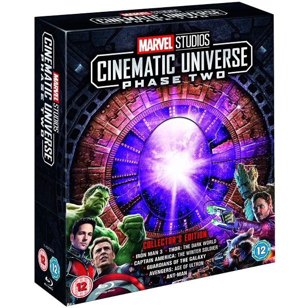 Complete Your Marvel Experience