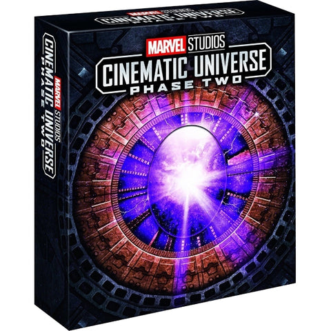 Marvel Studios Cinematic Universe - Phase 2 - Collector's Edition [Blu-Ray Box Set]
