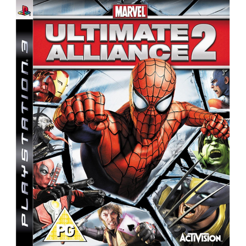 Marvel: Ultimate Alliance 2 [PlayStation 3]