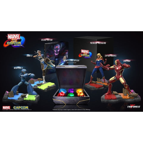Marvel vs. Capcom: Infinite - Collector's Edition [PlayStation 4]