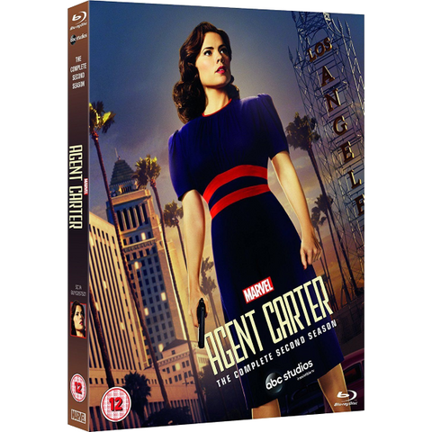 Marvel's Agent Carter: The Complete Second Season [Blu-Ray Box Set]