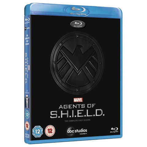 Marvel's Agent of S.H.I.E.L.D. - The Complete First Season [Blu-Ray Box Set]