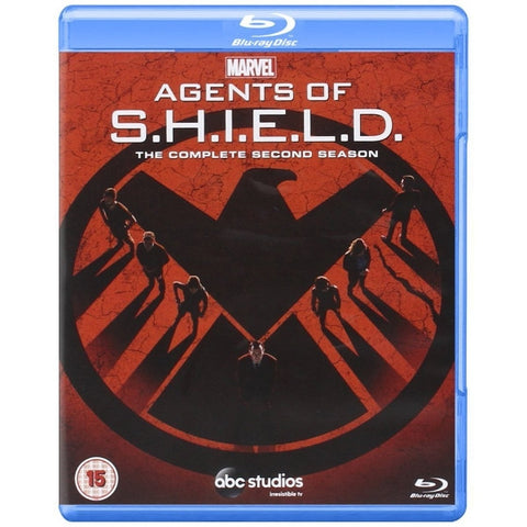 Marvel's Agent of S.H.I.E.L.D. - The Complete Second Season [Blu-Ray Box Set]
