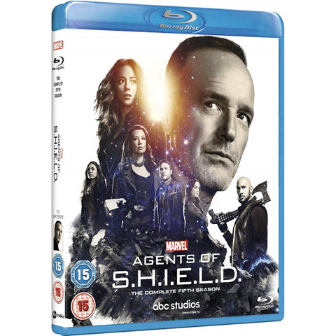 Marvel's Agent of S.H.I.E.L.D. - The Complete Fifth Season [Blu-Ray Box Set]