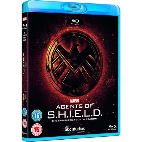 Marvel's Agent of S.H.I.E.L.D. - The Complete Fourth Season [Blu-Ray Box Set]