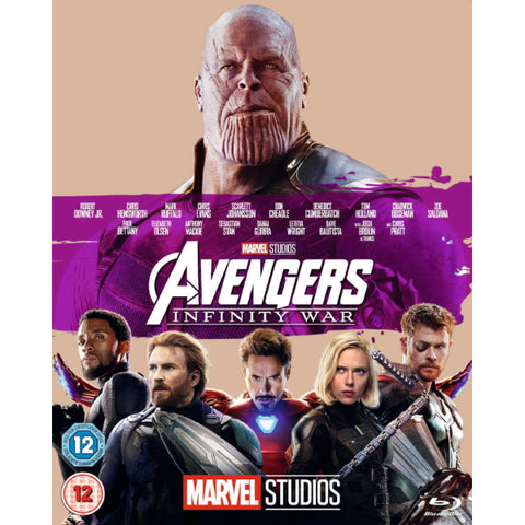 Marvel's Avengers: Infinity War - Collectible Sleeve [Blu-Ray]