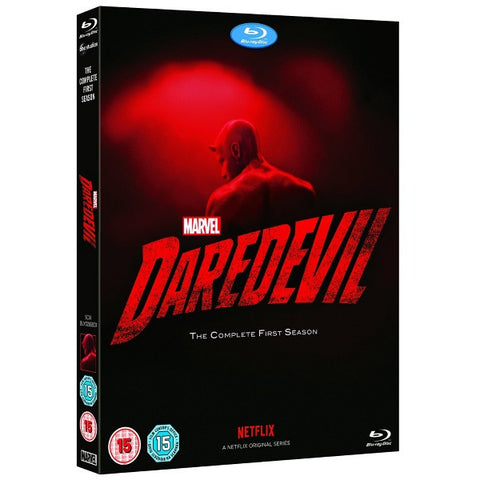 Marvel's Daredevil: The Complete First Season [Blu-Ray Set]