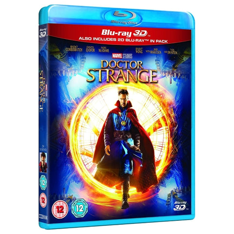 Marvel's Doctor Strange 3D [3D Blu-Ray]