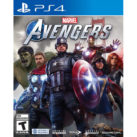 Marvel's Avengers [PlayStation 4]